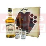 Jack Daniel's Honey 35% 0,7L + 2 poháre (DB)