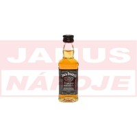 Mini Jack Daniel's 40% 0,05L /A