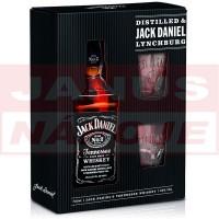 Jack Daniel's 40% 0,7L + 2 poháre (DB)