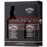 Jack Daniel's + ploskačka 40% 0,7l