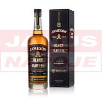 Jameson Black Barrel 40% 0,7L DB