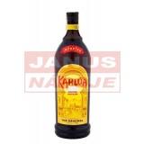 Kahlua likér 20% 1l (holá fľaša)
