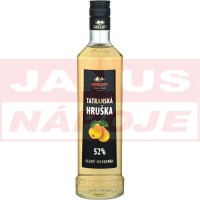 Tatranská Hruška 52% 0,7L [KARLOFF]