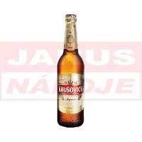 Krušovice 12% 0,5L (fľaša)