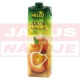 Hello Pomaranč 100% 1L
