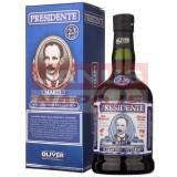 Rum Presidente Marti 23 roč. 40% 0,7L DB