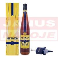 Metaxa 5* 38% 3,0L