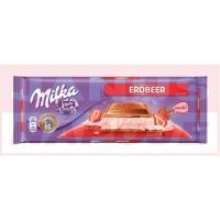 Milka Čokoláda Jahoda 300g