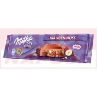 Milka Čokoláda Trauben-Nuss 300g