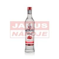 Nicolaus Extra Fine Vodka Granátové Jablko 38% 0,7L [ST-NICOLAUS]