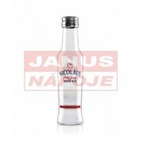 Mini Vodka Extra Jemná 38% 0,04l [ST-NICOLAUS]
