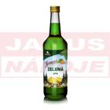Pepermintový likér 27% 0,5L [OLD-HEROLD]