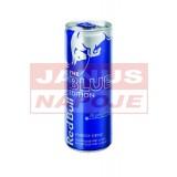 Redbull Blue plech 0,25L
