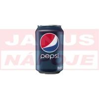 Pepsi Cola plech 0,33L