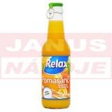 Relax Viečko Pomaranč 100% 0,25L sklo