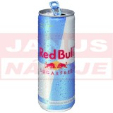 Redbull Light plech 0,25L