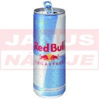 Redbull Light plech 0,25L
