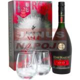 Remy Martin V.S.O.P. +poháre 40% 0,7l