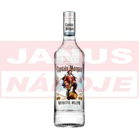 Captain Morgan White 37,5% 0,7L