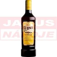 Fernet Citrus 27% 0,5L [STOCK]