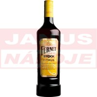 Fernet Citrus 27% 1,0L [STOCK]