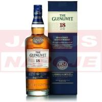 Glenlivet 18-ročná 40% 0,7L (DB)