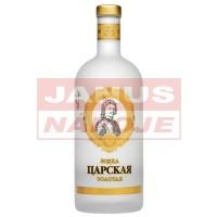 Vodka Carskaja Gold 40% 0,7L