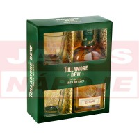 Tullamore Dew 40% 0,7L + 2 poháre