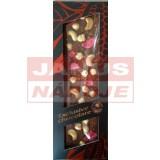 Čokoláda Exclusive Orechy, Ruža, Zlato 135g