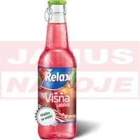 Relax Viečko Višňa-jablko 0,25L sklo