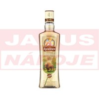 Vodka Bulbash Zubrovaja 40% 0,5L