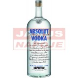 Absolut Vodka 40% 4,5L DB