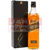 Johnnie Walker Black 40% 0,7L (kartón)