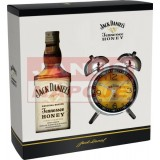 Jack Daniel's Honey 35% 0,7l + budík