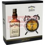 Jack Daniel's Honey 35% 0,7l (darčekové balenie budík)