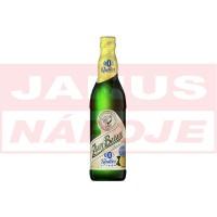Zlatý Bažant Radler Citrón 0% 0,5L (fľaša)