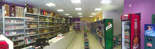 JANUSNÁPOJE - predajňa Hájik - Žilina